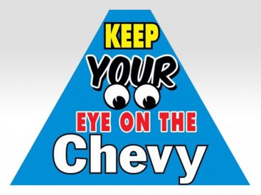 Keep Your Eye On The Chevy