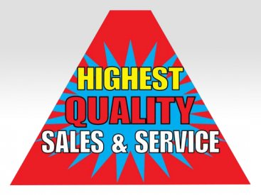 Highest Quality Sales And Service