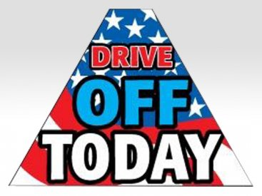 Drive Off Today