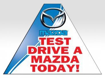 Test Drive A Mazda Today