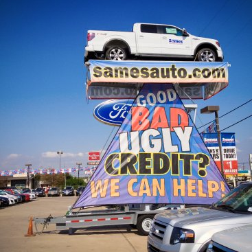 Samesauto – Good bad ugly credit? we can help!