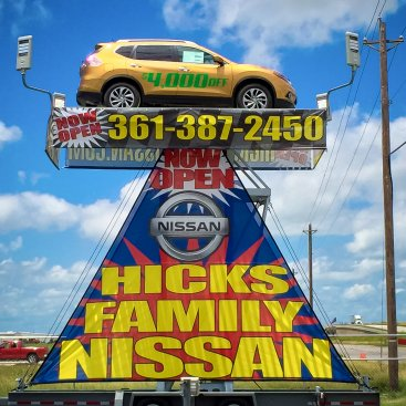 Hicks Nissan